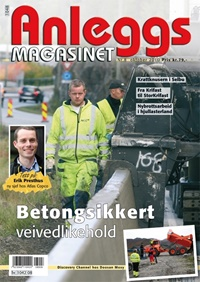 AnleggsMagasinet  (NO) 12/2010