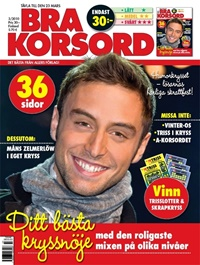 Bra Korsord 3/2010