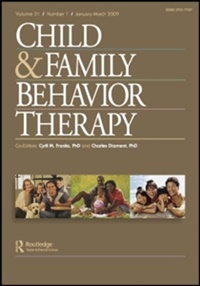 Child & Family Behavior Therapy (UK) 1/2011