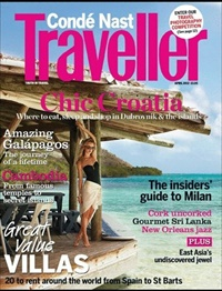 Condé Nast Traveller (UK) 4/2012