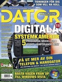Datormagazin 6/2007