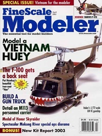 Finescale Modeler Magazine (UK) 5/2010