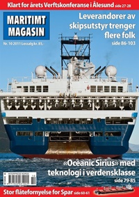 Maritimt Magasin (NO) 10/2011