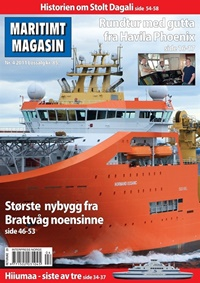 Maritimt Magasin (NO) 4/2011