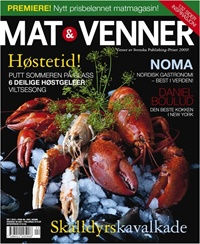 Mat & Venner (NO) 11/2010