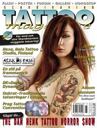 Scandinavian Tattoo Magazine 73/2008