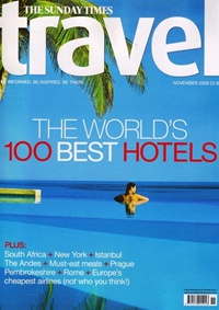 Sunday Times Travel Magazine (UK) 7/2009