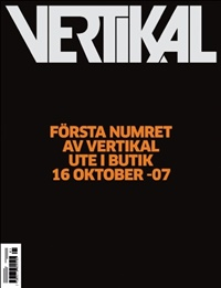 Vertikal 1/2007
