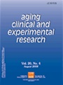 Aging Clinical And Experimental Research 1/2000