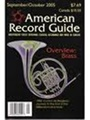 American Record Guide 2/2011