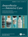 Anaesthesia & Intensive Care Incl One 1/2012