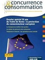 Concurrence Et Consommation To Europe 1/2011