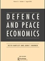 Defence And Peace Economics Incl Free Online 2/2011