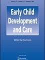 Early Child Development And Care 2/2011