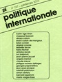 Politique Internationale - Pi 3/2011