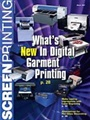 Screen Printing Magazine 7/2009