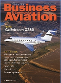 Business & Commercial Aviation (UK) 11/2012