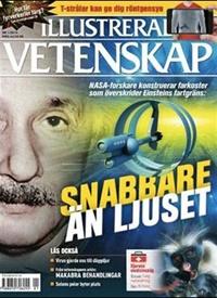 wholesale dealer 780ce 99e7f Illustrerad Vetenskap Tidningsprenumeration 1 2014