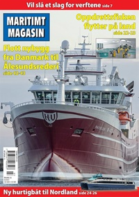 Maritimt Magasin (NO) 3/2021