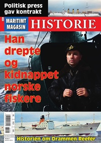 Maritimt Magasin Historie  (NO) 5/2018