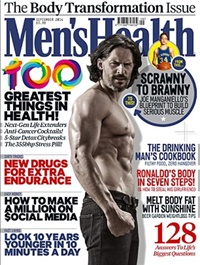 Men's Health (UK Edition) (UK) 11/2015