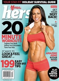 Muscle & Fitness Hers (UK) 1/1900