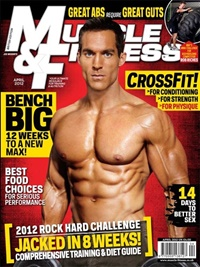 Muscle & Fitness (UK Edition) (UK) 4/2012