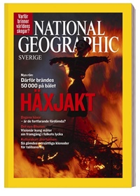 National Geographic Sverige 9/2008