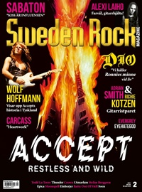 Sweden Rock Magazine 2102/2021