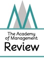 Academy of Management Review 3/2014