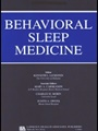 Behavioral Sleep Medicine 1/2010