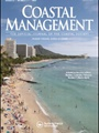Coastal Management Incl Free Online 1/2011