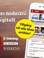 Dagens industri Digitalt 8/2016