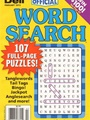 Dell Official Word Search Puzzles 6/2014