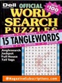 Dell Official Word Search Puzzles 8/2009
