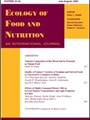 Ecology Of Food And Nutrition 2/2011