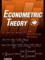 Econometric Theory 3/2014