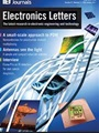 Electronics Letters 2/2011