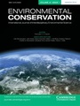Environmental Conservation 1/2014