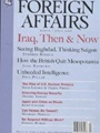 Foreign Affairs 7/2006
