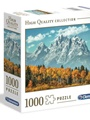 Grand Teton In Fall Kvadratisk pussel, 1000 bitar