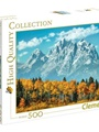 Grand Teton In Fall Pussel, 500 bitar 1/2019