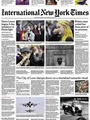 International New York Times (Saturday Only) 14/2009