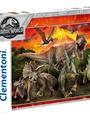 Jurassic World Pussel Supercolors, 250 bitar 1/2019