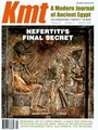 KMT: A Modern Journal Of Ancient Egypt 8/2009