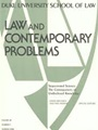 Law & Contemporary Problems 2/2011