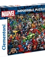Marvel Avengers Impossible Pussel, 1000 bitar 1/2019