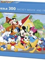 Mickey Mouse And Friends Pussel, 300 bitar 9/2020