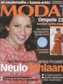 Moda (Finish Edition) 7/2006