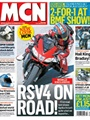 Motorcycle News MCN 4/2010